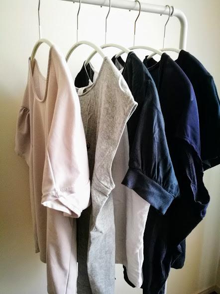 洋服の減らし方