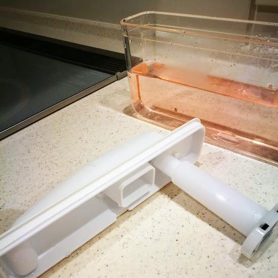 自動製氷機クリーニング